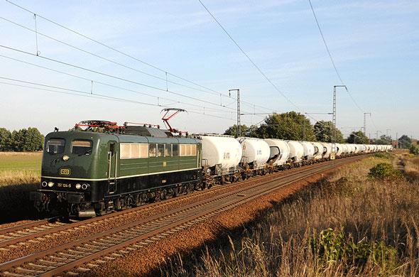 Vermietung von Lokomotiven
