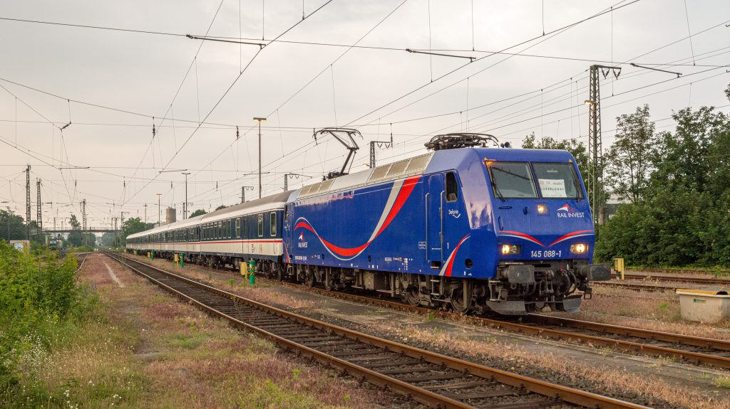 SRI Engagement 2019 im Personenverkehr
